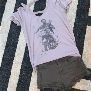 CHASER!! Jimmy cliff tee sz S